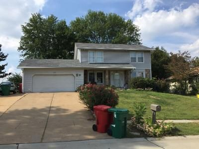 4 Bed 2.5 Bath Preforeclosure Property in Florissant, MO 63033 - Northport Dr