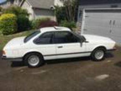 1985 BMW 635 CSI Coupe
