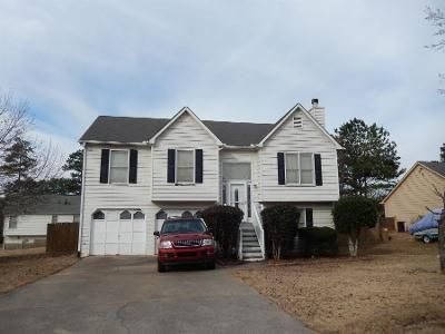3 Bed 2 Bath Preforeclosure Property in Acworth, GA 30102 - Aztec Way SE