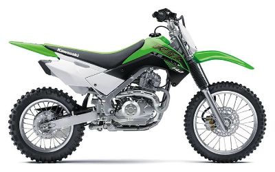 2020 Kawasaki KLX 140 Motorcycle Off Road South Haven, MI