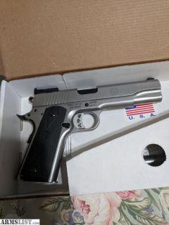 For Trade: Ruger SR1911 10mm