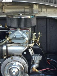 turbo manifold and carb for sale