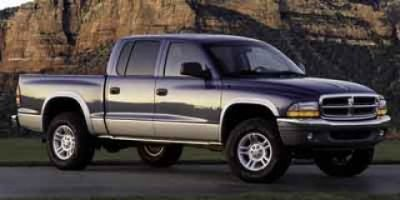 2003 Dodge Dakota Sport (Gray)