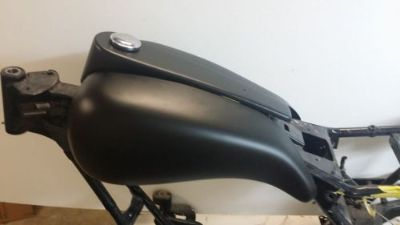 Find Harley Stretched Tank Shrouds & Dash Panel (Flh Touring Bagger) 5 Gallon 94-2007 motorcycle in Stuart, Florida, United States, for US $250.00