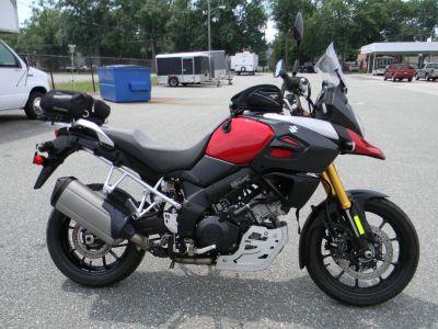 2014 Suzuki V-Strom 1000 ABS Dual Purpose Motorcycles Springfield, MA