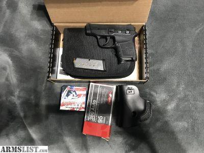For Trade: LNIB S&W M&P bodyguard 380 no laser