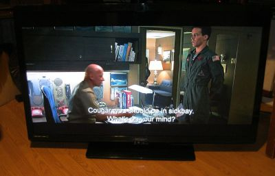 EMERSON 50 INCH LED TV WITH REMOTE