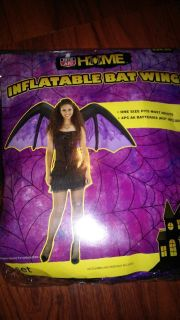 Inflatable Bat Wings
