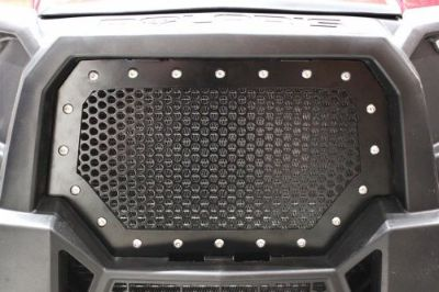 Find Custom Stainless Steel Grill Mesh Aluminum Frame Grille Polaris Part XP RZR 1000 motorcycle in Las Vegas, Nevada, United States, for US $59.95