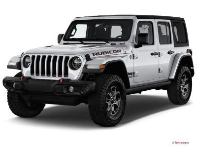2018 Jeep Wrangler Unlimited Rubicon ()