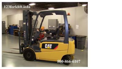 Sit Down Rider Forklifts