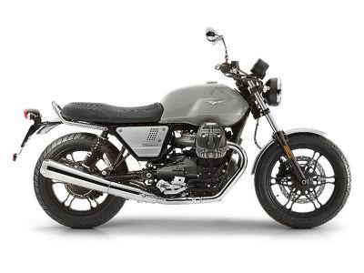 2018 Moto Guzzi V7 III Milano Standard/Naked Motorcycles Marina Del Rey, CA
