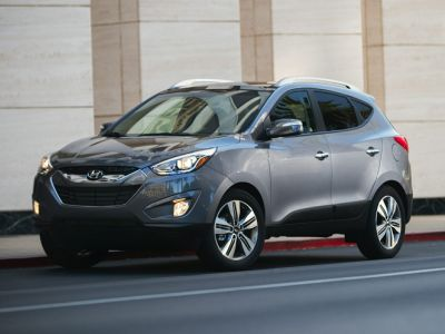 2015 Hyundai Tucson GLS (Gray)