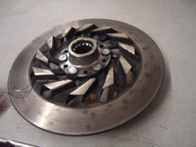 Find 2007-2013 Yamaha Venture Lite Brake Disc Assembly 8GC-2581T-00-00 motorcycle in Newport, Vermont, United States, for US $31.00