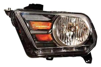 Find Replace FO2502276 - 10-11 Ford Mustang Front LH Headlight Assembly Halogen motorcycle in Tampa, Florida, US, for US $306.39