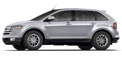 2007 Ford Edge SEL (Pewter Metallic)