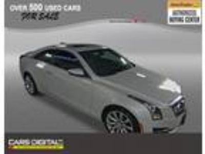 $22958.00 2016 Cadillac ATS with 28908 miles!