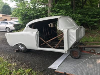 1957 Chevy Fiberglass body