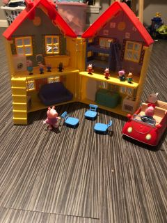Peppa Pig Carry Playhouse
