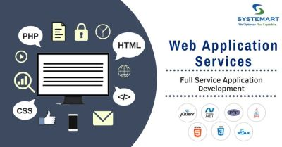 Web Application Development services | Systemart