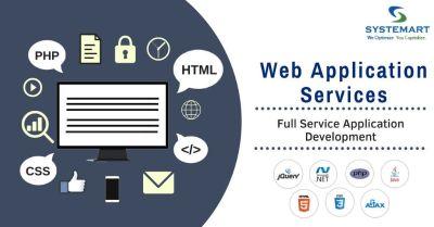 Web Application Development services | Systemart