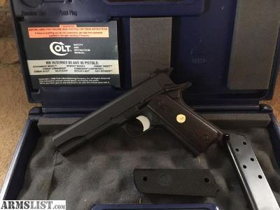 For Sale/Trade: Colt M1991A1