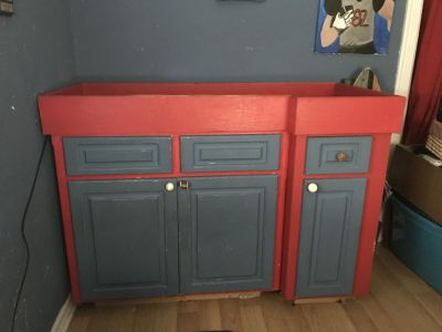 Storage Unit/Changing Table