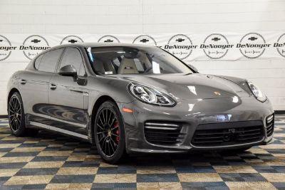 2014 Porsche Panamera Turbo Executive (Carbon Gray Metallic)
