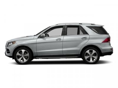 2018 Mercedes-Benz M-Class ML350 4MATIC (Iridium Silver Metallic)