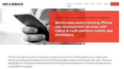 Top iPhone App Development Company in London, UK