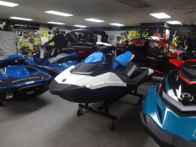 2018 Sea-Doo SPARK 2up 900 H.O. ACE iBR & Convenience Package Plus 2 Person Watercraft Zulu, IN