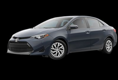 2019 Toyota Corolla L (Slate Metallic)