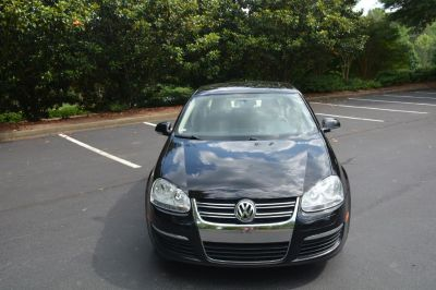 2010 Volkswagen Jetta SE (Black)