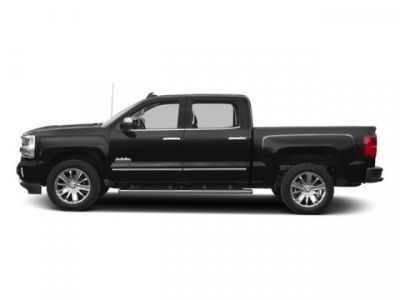 2018 Chevrolet Silverado 1500 High Country (Black)