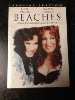 Beaches (Special Edition) - DVD