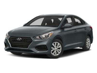 2018 Hyundai Accent SE (Urban Gray)