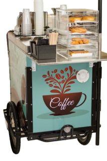 Latest Design Coffee Vehicle In California