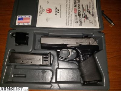 For Sale: Ruger p95 and Hawk 982