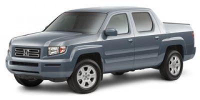 2007 Honda Ridgeline RTS (Silver)
