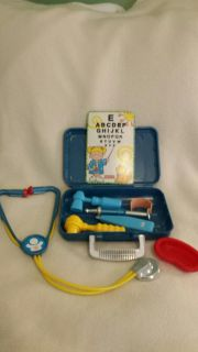 Fisher price doctor kit with acessories as pictured.