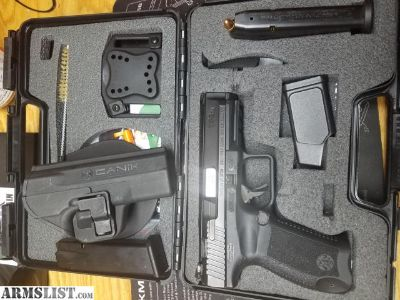 For Sale/Trade: Canik TP9SA