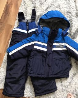 18 month snow pants and jacket