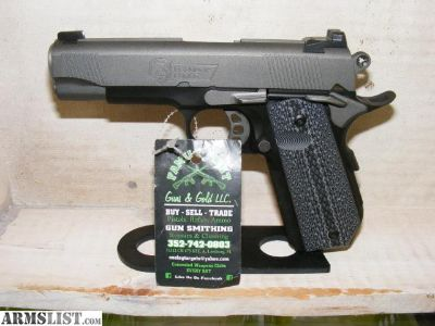 For Sale: REPUBLIC FORGE COMMANDER .45 ACP