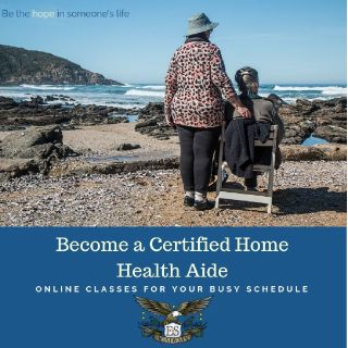 Online Certified Home Health Aide Training