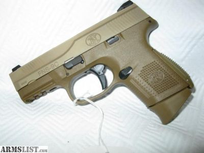 For Sale: FN FNS-9C