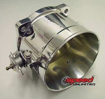 Sell Accufab F105 105MM MUSTANG 5.0 RACE THROTTLE BODY motorcycle in Suitland, Maryland, US, for US $351.83