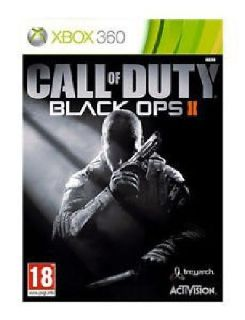 Call of Duty: Black Ops II for Microsoft Xbox 360 brand new factory sealed
