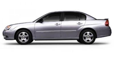 2005 Chevrolet Malibu Base (Dark Blue Metallic)