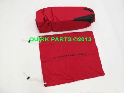 Find 2013-2014 Chevy Camaro Convertible Outdoor Red Car Cover OEM NEW 22863454 motorcycle in Braintree, Massachusetts, United States, for US $325.00