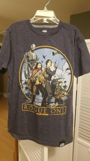 Star wars Rogue One medium size 8. Excellent condition. $3